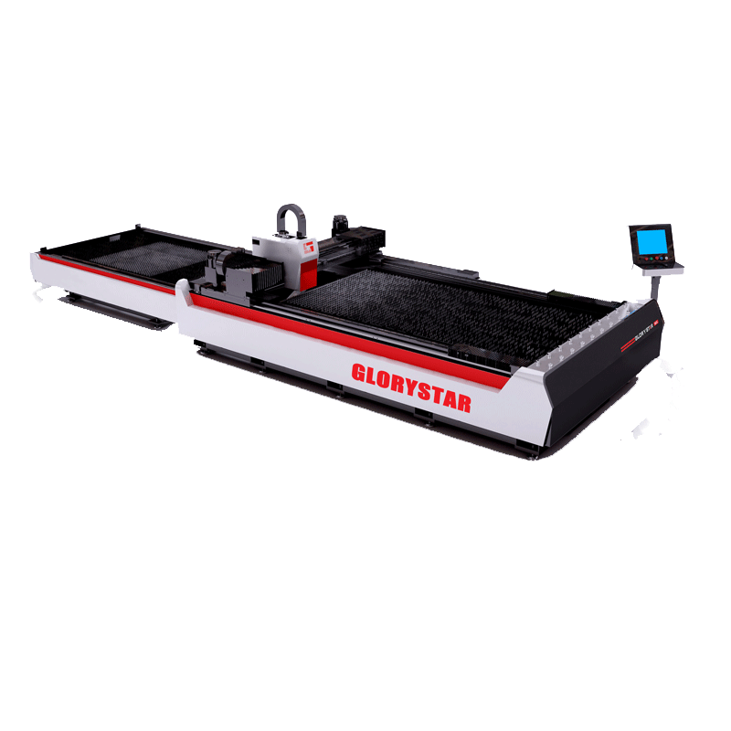 Fiber laser machine 2 desk